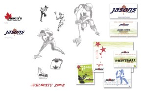 Jason's Sports, brand redesign