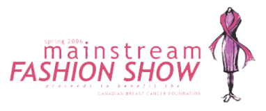 Mainstream Fashion Show (event logo)