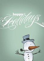 Christmas 2012 - Frosty