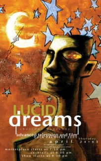 Lucid Dreams (event poster)