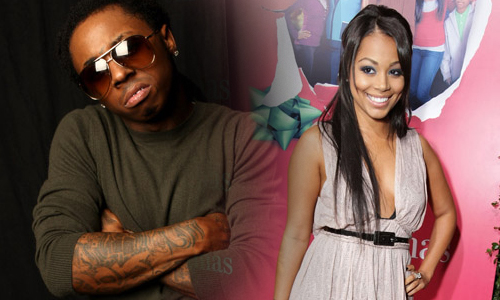Lauren London Confirms Lil Wayne to be her Baby Daddy ...Lauren London And Lil Wayne Baby