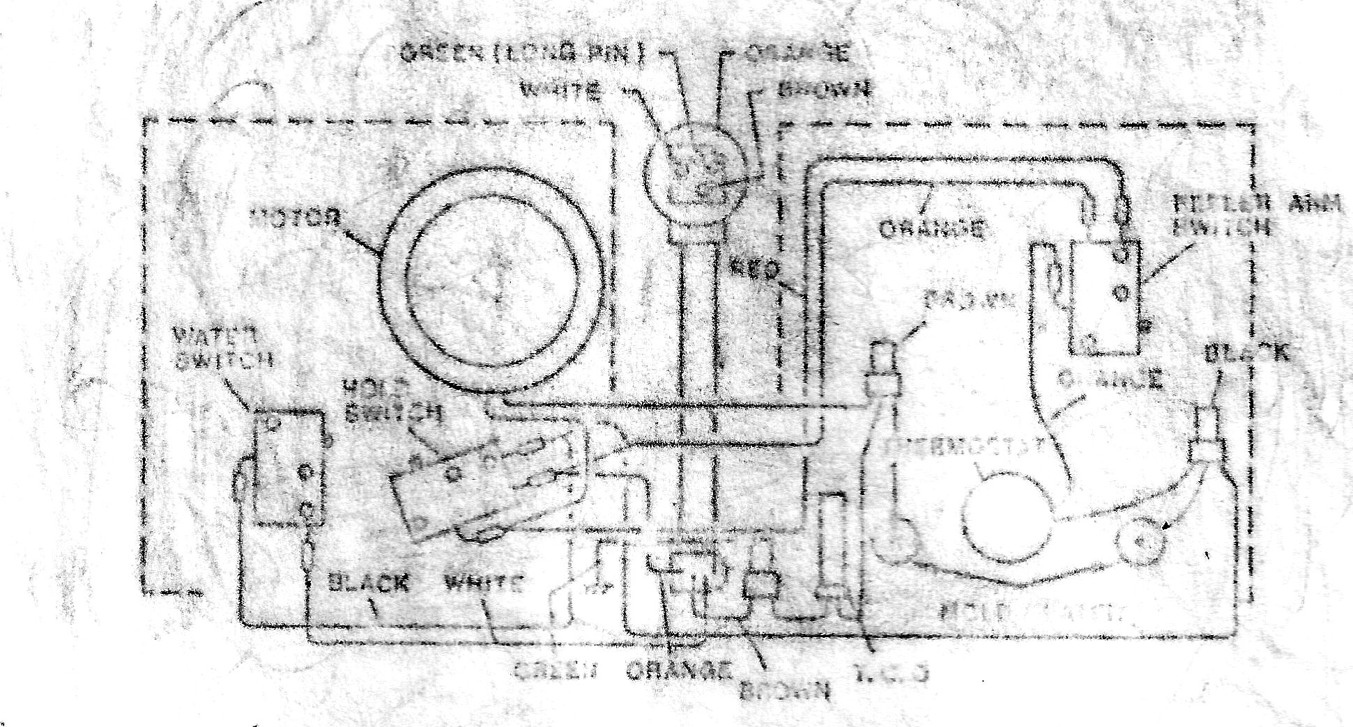 Schematic Diagram of Ice Maker.