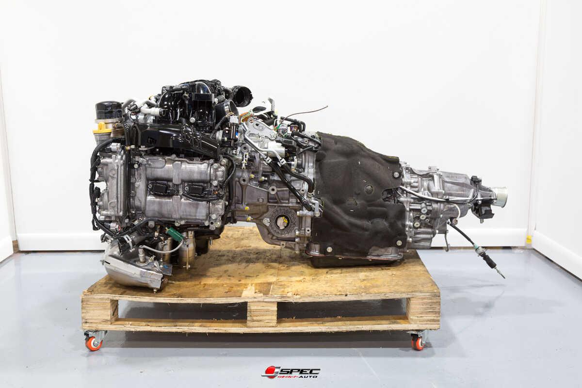 2015 2017 Subaru Wrx Fa20 Engine For Sale J Spec Auto