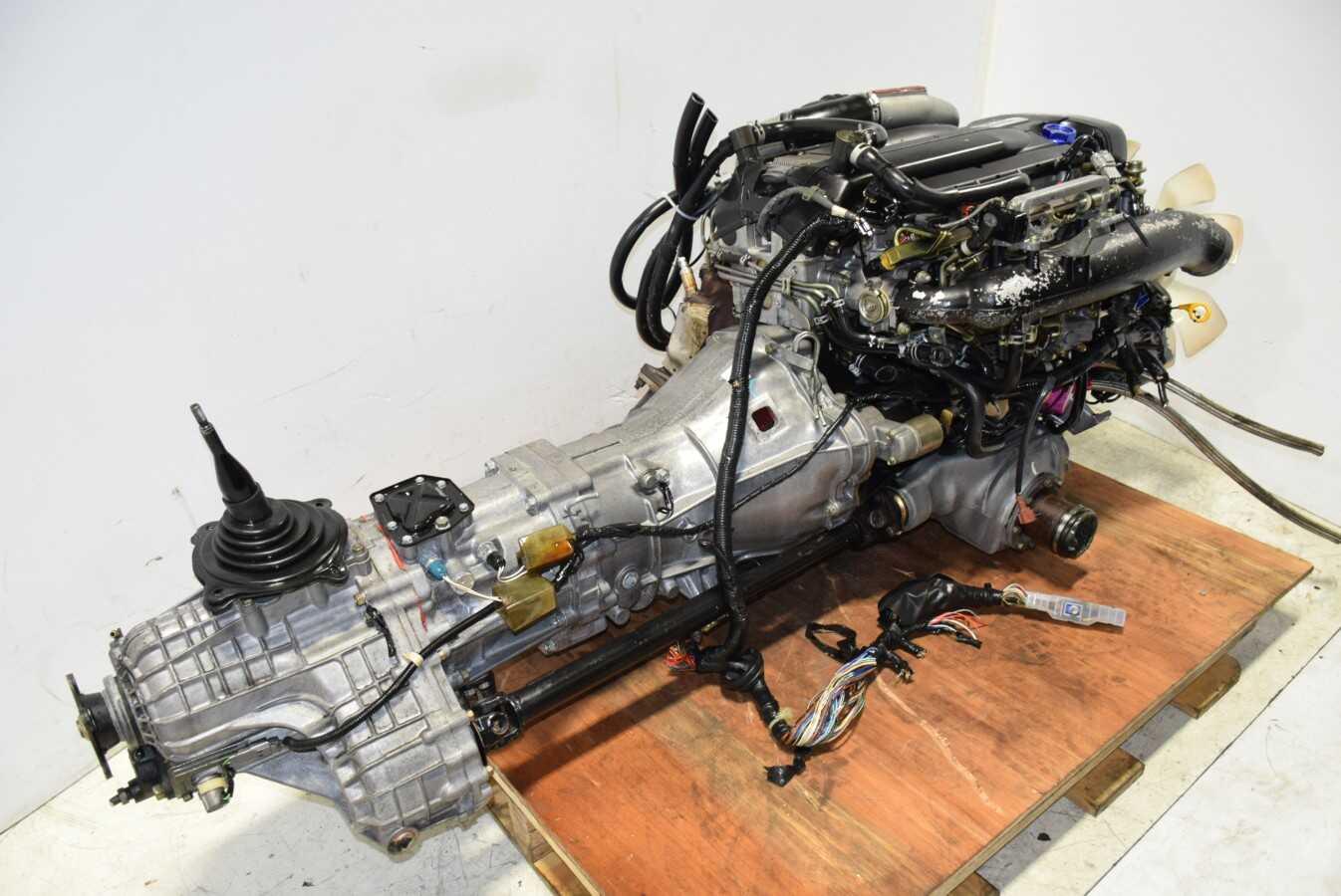 Ac Compressor Wiring Used Jdm Nissan Skyline Gtr R33 Rb26det Engine Awd