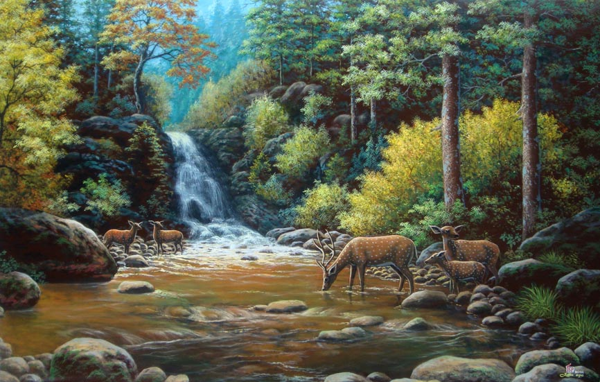 Gallery Lukisan  jspgallery