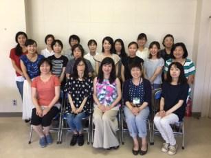 埼玉県さいたま市立上落合公民館 でのセルフプロデュースメイク講座