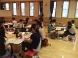 埼玉県上尾市幼稚園でのメイク講座は4年連続開催