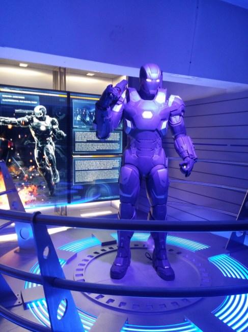 L'Exposition Marvel Avengers: S.T.A.T.I.O.N. débarque en
