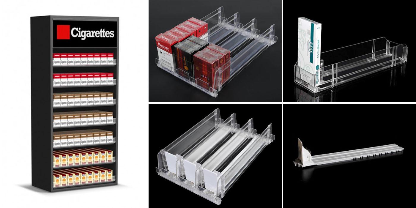 cigarette shelf pusher