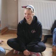 Sophie Müllner - Gruppenhelferin