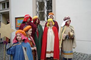 Drei Königs Aktion 2007