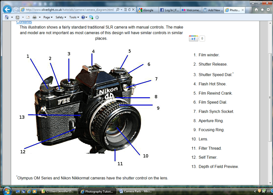 slr camera diagram wiring for smoke detectors journal 02 1 to see differently