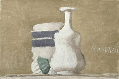 Morandi eye level