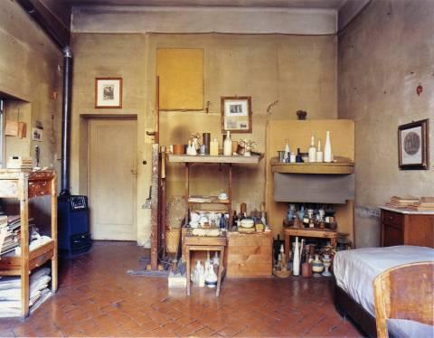 Morandi studio 2