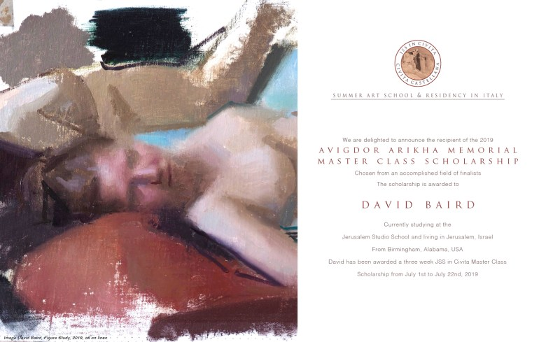 David Baird - Avigdor Arikha Master Class Recipient copy.jpg