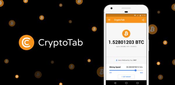 CryptoTab Cómo funciona