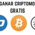Páginas para ganar criptomonedas gratis por internet