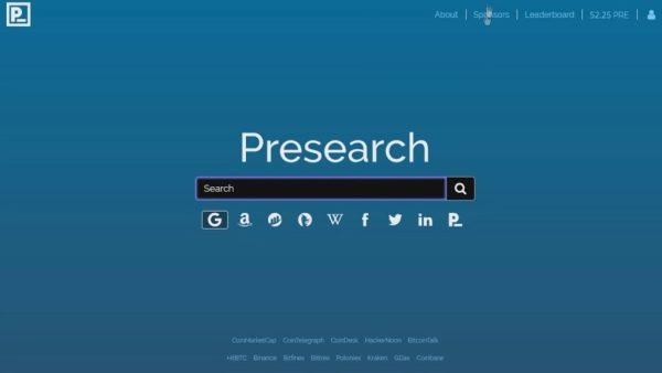 Presearch