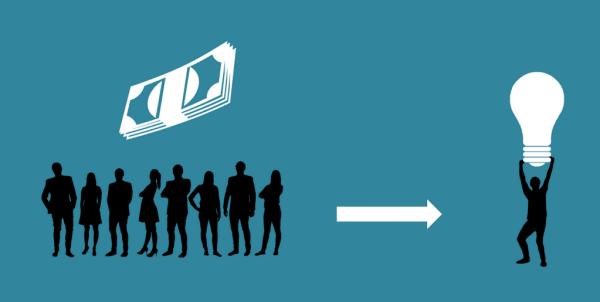 Crowdfunding Historia