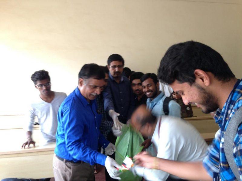 Swachcha Bharath Abiyan IP Dept 1
