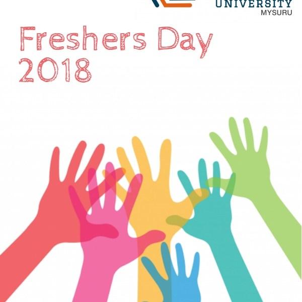 Freshers Day 2018