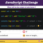 JavaScript-Quiz-new-set-object-can-return-the-same-size-JS-Startup