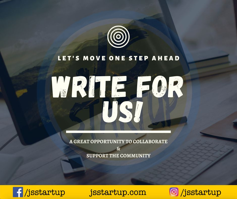Write For Us – Join JS Startup