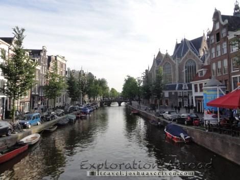 In Amsterdam49