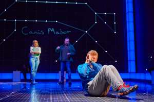 The Curious Incident of the Dog in the Night-Time / Joseph Ayre (Christopher)