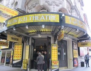 Aldwych Theatre オールドウィッチ・シアター