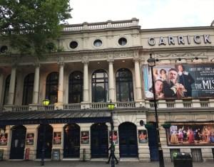 Garrick Theatre ゲーリック・シアター