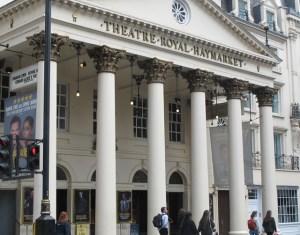 Theatre Royal Haymarket ヘイマーケット・シアター