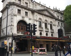 Wyndham's Theatre ウィンダム・シアター