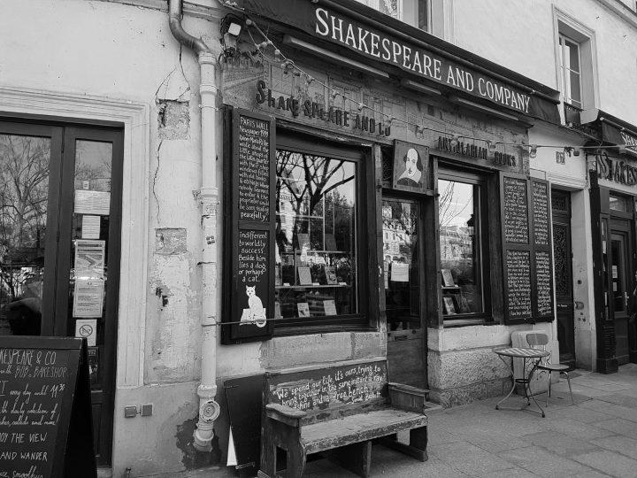 A shop regarding Shakespeare