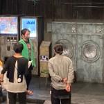 "Kuro Tanino talks about ""Rainbow Town"" — with citizen actors."