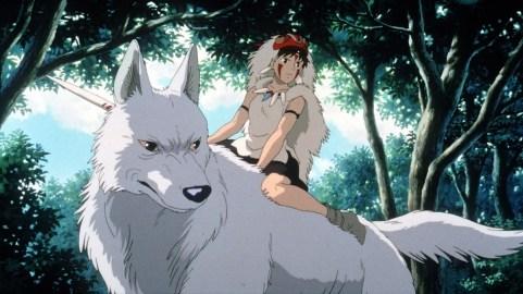 Image from Studio Ghibli