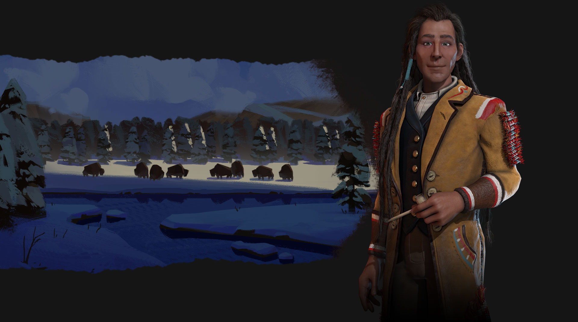 Civilization 6 First Nation Character Criticized By Cree