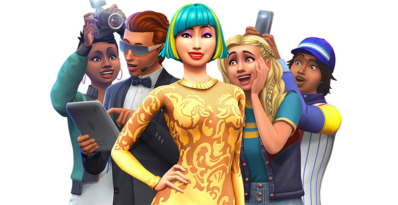 The Sims 4 Get Famous Expansion Pack Revealed  J Station X