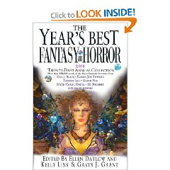 Year's Best Fantasy and Horror