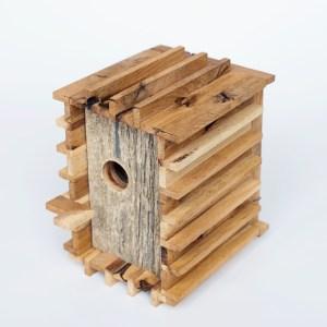 Mini Urn Finch JST Woodworks