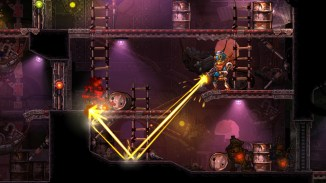 SteamWorld Heist screenshot 01