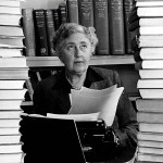 Agatha Christie was an English writer who wrote 66 detective novels and 14 short story collections. (Courtesy of The Guardian)