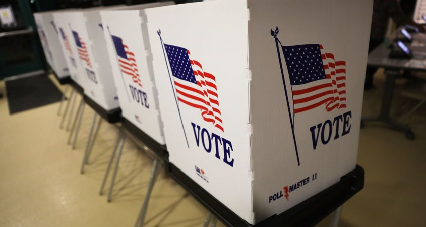 The state of Alabama is set to hold its primary election on March 3, 2020, alongside thirteen other states.The polls will be open from 7 a.m. to 7 p.m. (Joe Raedle/Getty Images)
