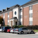 Students were notified on April 1 that university housing would close six days later on April 7. (Steve Latham/JSU)