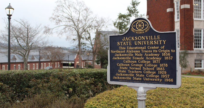 Jacksonville State University has adopted a pass/no credit for the spring 2020 semester. (Scott Young/The Chanticleer)