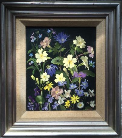 Spring Flowers – Anna Zinkeisen