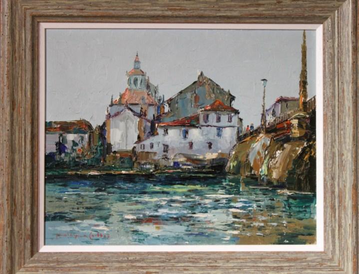 Portuguese Harbour – Pedro Olayo