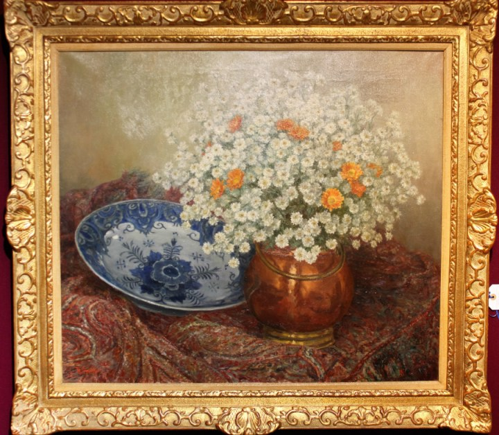 SOLD: till Life of Flowers – Thomas Pomierzsky
