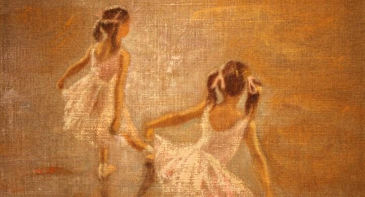 Ballet dancers – Rene Jerome Legrand