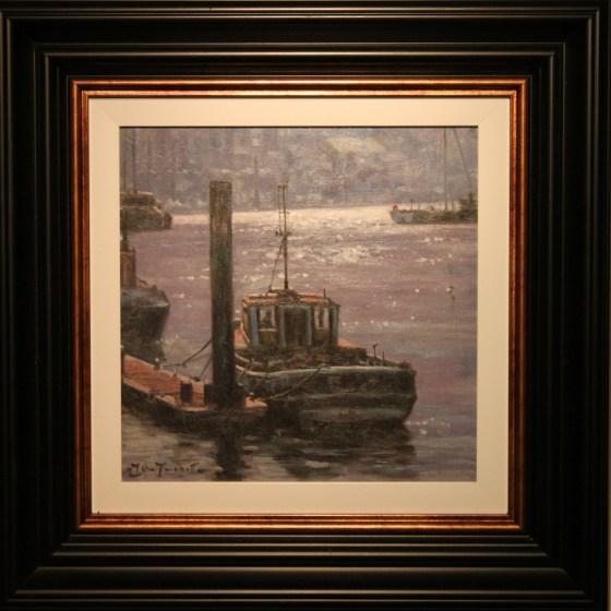 Fishing boats, Whitby - John Trickett